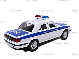Машина  ГАЗ-31105 «Военная автоинспекция», 42384MC-W, фото