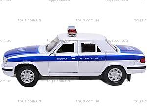 Машина  ГАЗ-31105 «Военная автоинспекция», 42384MC-W, отзывы