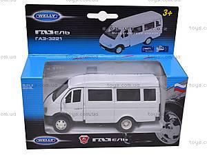 Машина ГАЗ 3221, 42387A-W, цена