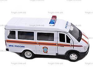 Машина ГАЗ 3221 «МЧС», 42387ARE-W