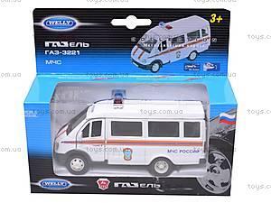Машина ГАЗ 3221 «МЧС», 42387ARE-W, фото