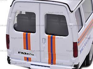 Машина ГАЗ 3221 «МЧС», 42387ARE-W, отзывы