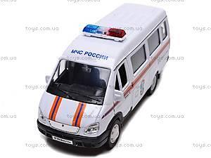 Машина ГАЗ 3221 «МЧС», 42387ARE-W, цена