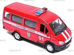 Машина ГАЗ 3221 «Пожарная охрана» , 42387AFS-W