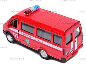 Машина ГАЗ 3221 «Пожарная охрана» , 42387AFS-W, купить