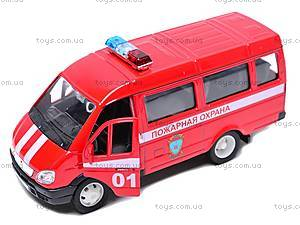 Машина ГАЗ 3221 «Пожарная охрана» , 42387AFS-W, цена