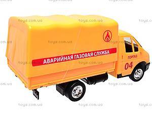 Машина Газель «Аварийная служба», 9557-D, фото