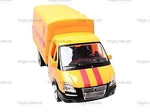 Машина Газель «Аварийная служба», 9557-D, отзывы