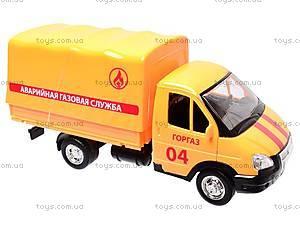 Машина Газель «Аварийная служба», 9557-D, игрушки