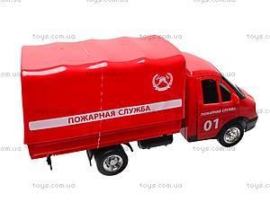 Машина Газель «Пожарная», 9557-A, купить