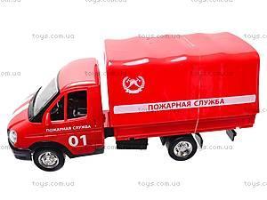 Машина Газель «Пожарная», 9557-A, фото