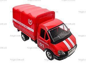 Машина Газель «Пожарная», 9557-A, отзывы