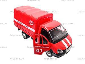 Машина Газель «Пожарная», 9557-A, цена