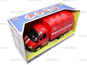 Машина Газель «Пожарная», 9557-A