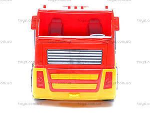 Машина-грузовик «Акрос», 0534cp0030701042, игрушки