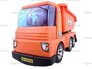 Машина «Грузовик» для детей, FD609A, фото