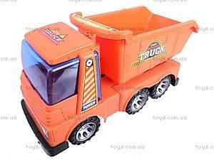 Машина «Грузовик» для детей, FD609A, отзывы