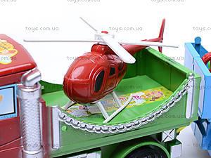 Машина «Грузовик», с прицепами, А1987-А3, игрушки