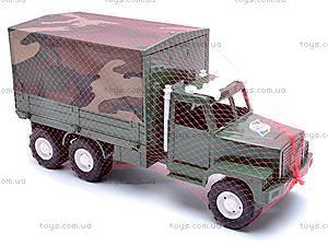 Машина «Грузовик», с тентом, 207, игрушки