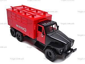 Машина-грузовик «Скорая», YP6688-3E