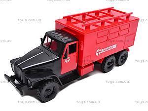 Машина-грузовик «Скорая», YP6688-3E, цена