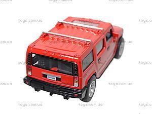 Машина Hummer H2, KT5337W, купить