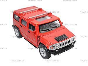 Машина Hummer H2, KT5337W, игрушки