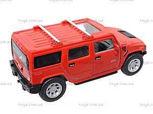 Машина Hummer H2, KT5337W, детские игрушки