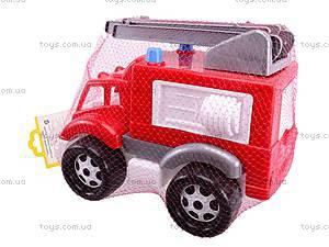 Машина игрушечная «Пожарная», 1738, отзывы