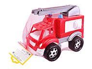 Машина игрушечная «Пожарная», 1738, toys