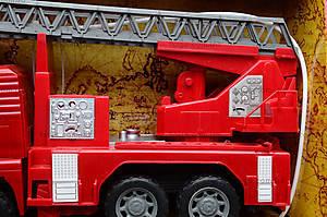 Машина инерционная «Пожарка», 661-2, отзывы
