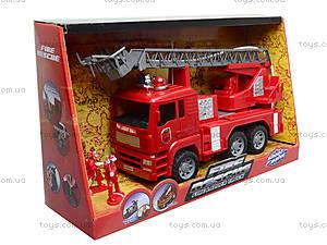 Машина инерционная «Пожарка», 661-2, цена