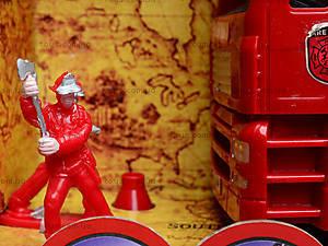 Машина инерционная «Пожарка», 661-2, детские игрушки