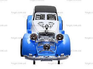 Игрушечная машина «Ретро», 6900, цена
