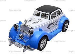 Игрушечная машина «Ретро», 6900, игрушки