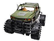 Машина инерционная «Армейский джип», 6137-1F