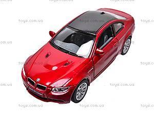 Машина инерционная BMW M3 Coupe, KT5348W, отзывы