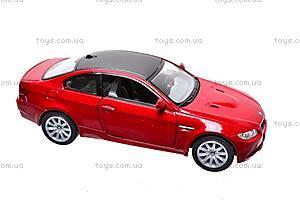 Машина инерционная BMW M3 Coupe, KT5348W, цена