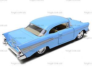 Коллекционный автомобиль Chevrolet Bel Air (1957), KT5313W, toys.com.ua