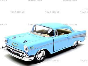 Коллекционный автомобиль Chevrolet Bel Air (1957), KT5313W, toys