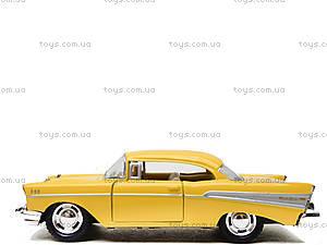 Коллекционный автомобиль Chevrolet Bel Air (1957), KT5313W, набор
