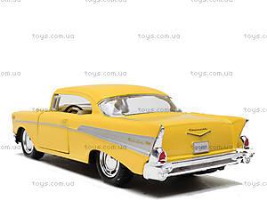 Коллекционный автомобиль Chevrolet Bel Air (1957), KT5313W, купити