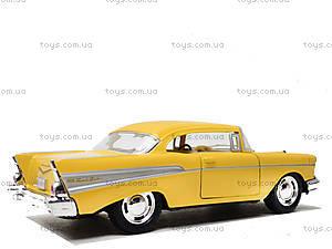 Коллекционный автомобиль Chevrolet Bel Air (1957), KT5313W, купить игрушку
