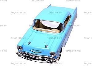 Коллекционный автомобиль Chevrolet Bel Air (1957), KT5313W, купить