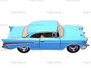 Коллекционный автомобиль Chevrolet Bel Air (1957), KT5313W, фото