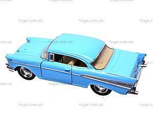 Коллекционный автомобиль Chevrolet Bel Air (1957), KT5313W, отзывы
