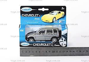 Машина инерционная Chevrolet Niva, 42379 CW