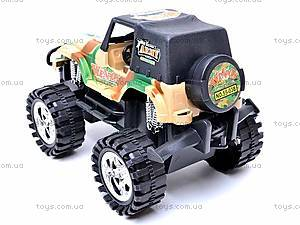 Машина инерционная детская «Джип», 55-03B, купить