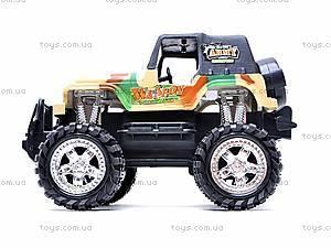 Машина инерционная детская «Джип», 55-03B, отзывы