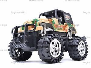 Машина инерционная детская «Джип», 55-03B, цена